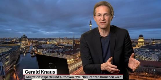 Welche Grenzen brauchen wir? Photo: Wiener Stadtgespräch