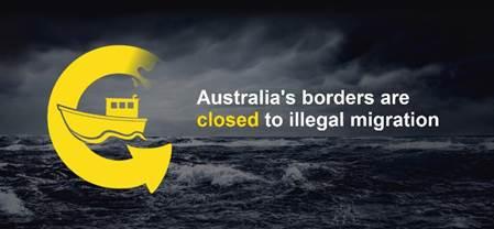 Australia's Operation Sovereign Borders website